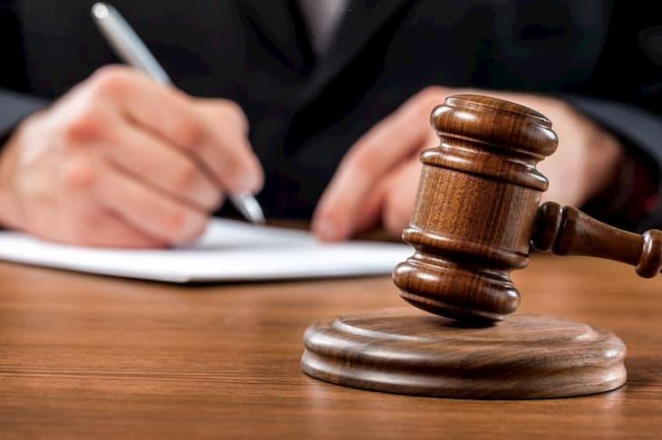 Man Puffs Marijuana In Court