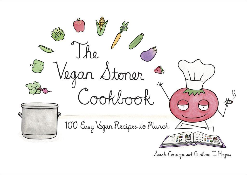 The vegan stoner cookbook.