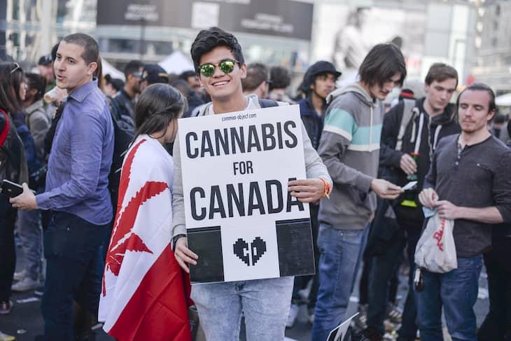 cannabis industry in Canada