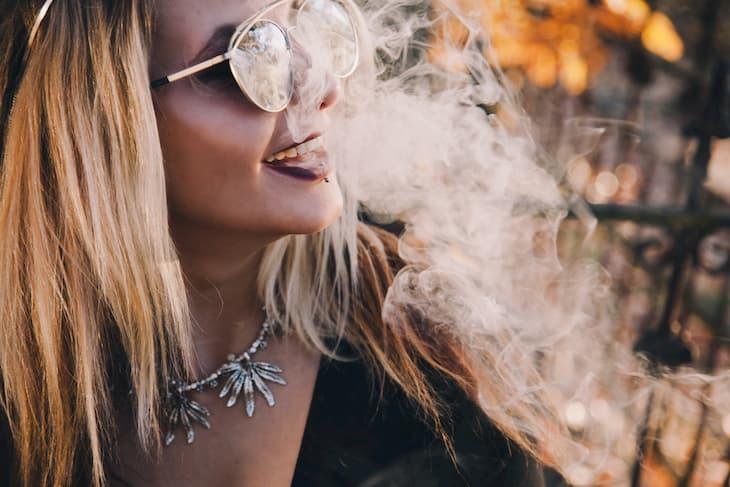 Smoking marijuana is more morally acceptable