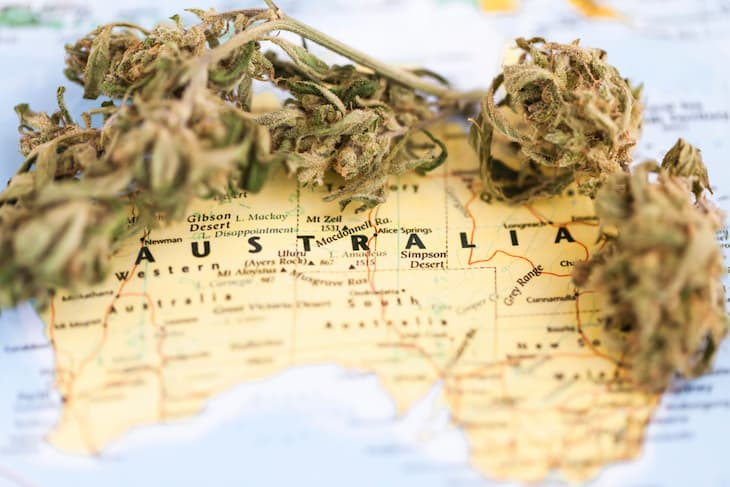 Australians are becoming pro-cannabis