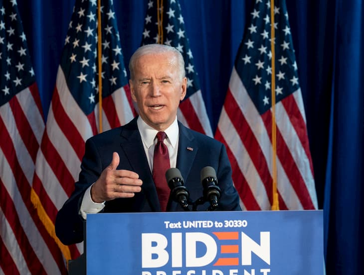 Biden wants marijuana records scratched