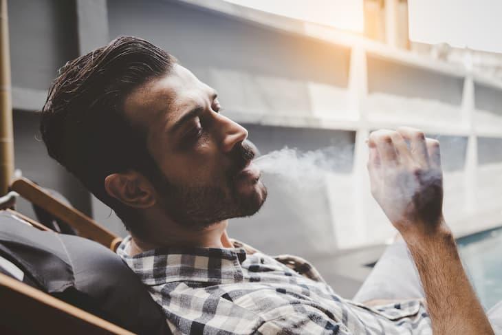 Marijuana smoking in NYC qualifies as an emergency