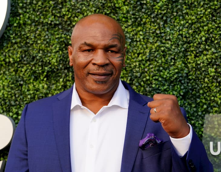 Mike Tyson's cannabis beverages