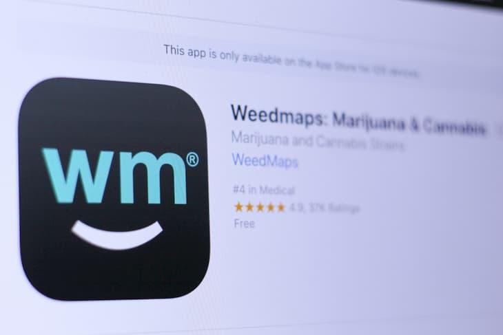 Weedmaps Marijuana & Cannabis app