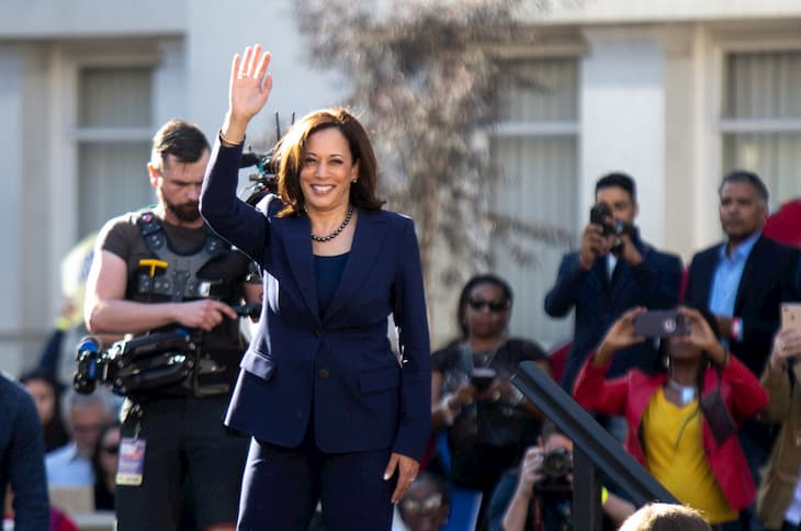 Former NYC Mayor Giuliani accuses Kamala Harris of prosecuting cannabis smokers