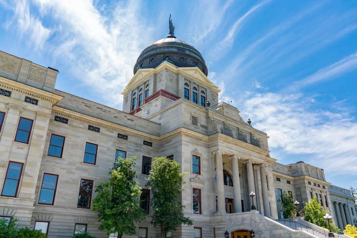 Montana recreational cannabis legalization