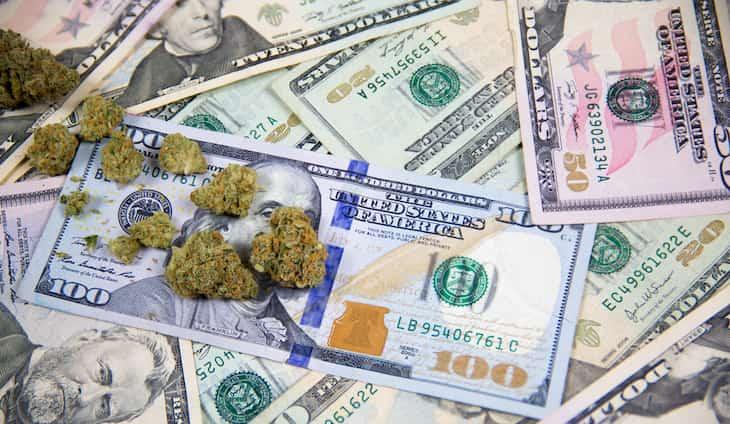 Recreational marijuana could generate millions in tax revenue