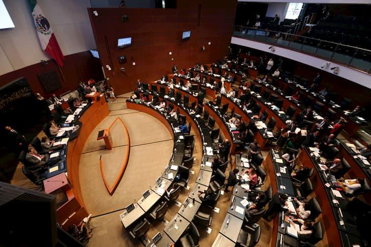 Mexican senators