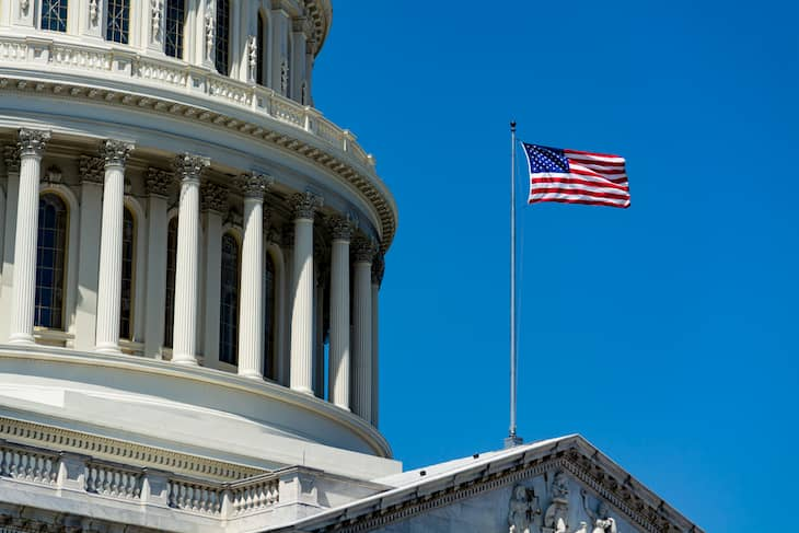 The bill of marijuana legalization passed in the U.S. House of Representatives