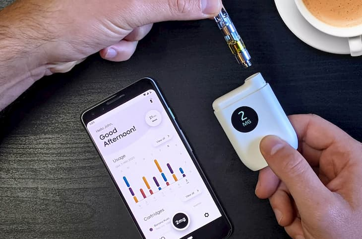 The Mode vapoing device